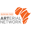 Arterial network Burkina Faso chapter